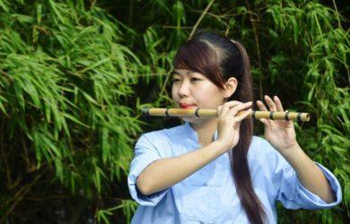 Hướng dẫn luyện hơi trước khi thổi sáo
