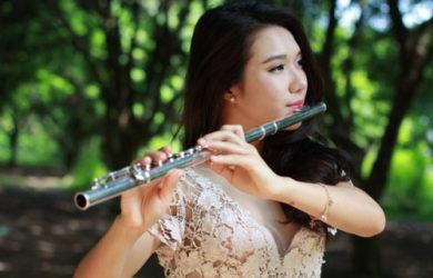 Hướng dẫn cách thổi sáo cho ra tiếng